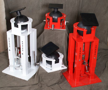 Monsterball Vise Family of products